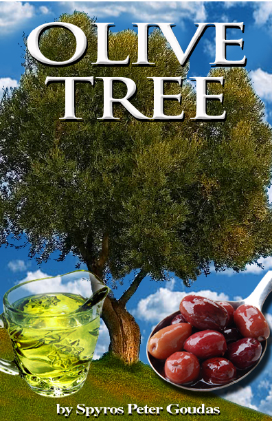 Mr Goudas Books_Olive Tree