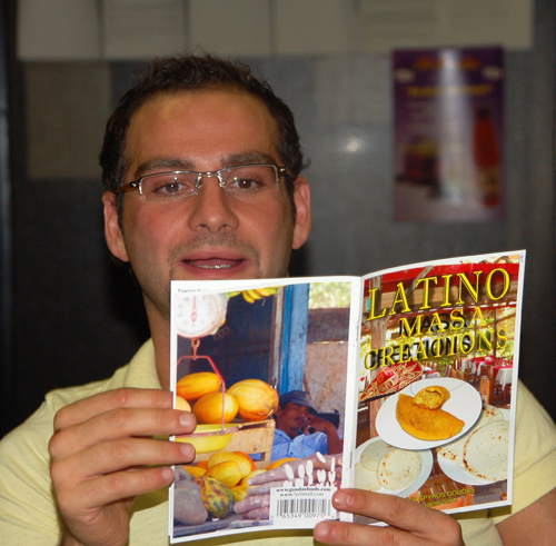 Mr_Goudas_Books_Latino_Masa_Creation_John_Koveos