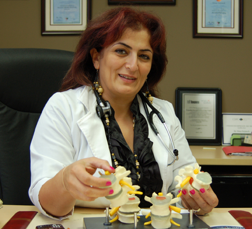 Mr. Goudas - Dr. Nina Nejmeh, Doctor of Natural Medicine, Health Wise Wellness Centre, a division of CDPC