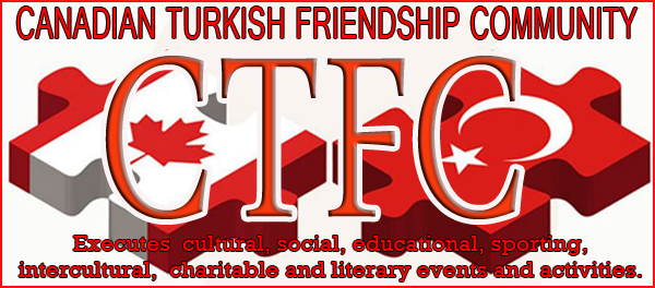 CANADIAN TURKISH FRIENDSHIP COMMUNITY SPYROS PETER GOUDAS