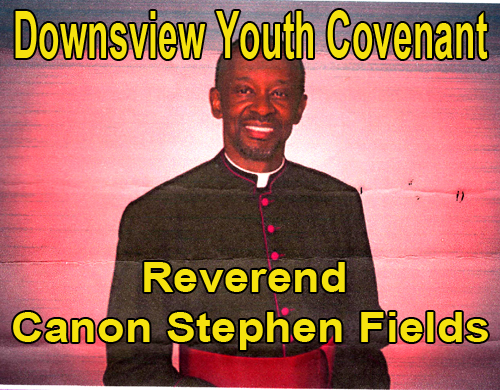 Reverend Canon Stephen Fields
