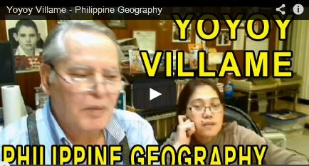 According to Mr. Goudas, it should be mandatory that every country should have a song similar to Yoyoy Villame's – Philippine Geography, that would educate the kids about the place they call home. Mr. Spyros Peter Goudas is passionate about education and because of the way Yoyoy used music to teach language, history, geography and life skills, that is perhaps why Mr. Goudas thinks that Yoyoy Villame is one of the greatest composers and singers ever